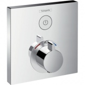 Термостат для душа Hansgrohe ShowerSelect 15762000